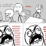 Moustache Rage