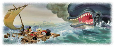 Pinocho El 30 de Wickedest villanos de Disney