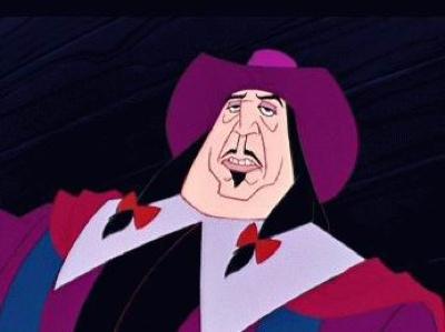 Pocahontas El 30 de Wickedest villanos de Disney