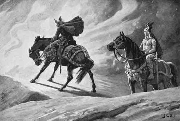 Sigurd the Mighty death 10 Deaths in History That are Truly Bizarre