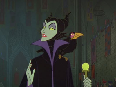 La Bella Durmiente El 30 de Wickedest villanos de Disney
