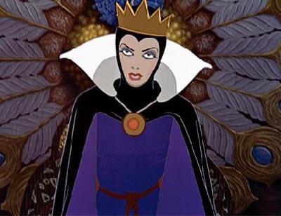 Blanca Nieves y los siete enanitos El 30 de Wickedest villanos de Disney