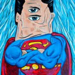 Super-Man-Painting