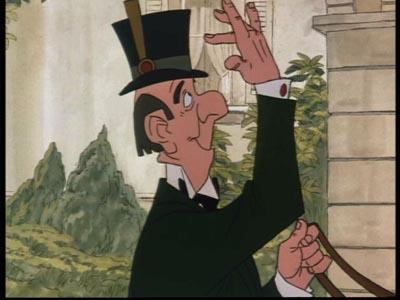 Los Aristogatos Los 30 villanos de Disney de Wickedest