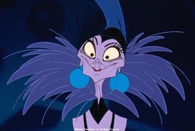 El Emperador y sus locuras El 30 de Wickedest villanos de Disney