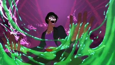 La princesa y la rana El 30 de Wickedest villanos de Disney