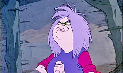 La espada en la piedra El 30 de Wickedest villanos de Disney
