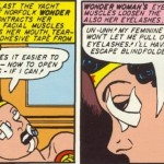 Wonder Woman's biggest problem