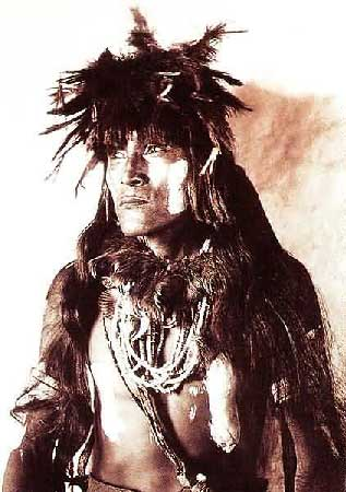 Zuni Snake Priest japanese 10 Fascinating Theories About the Origins of Native Americans