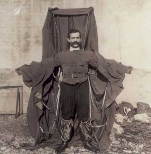 franz reichelt death 10 Deaths in History That are Truly Bizarre