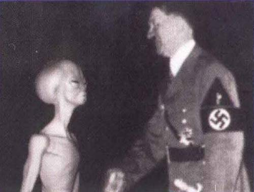 hitler and the gray aliens 10 Theories Explaining Hitlers Death