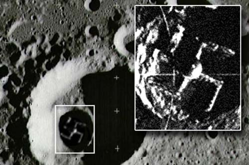nazis in the moon 10 Theories Explaining Hitlers Death