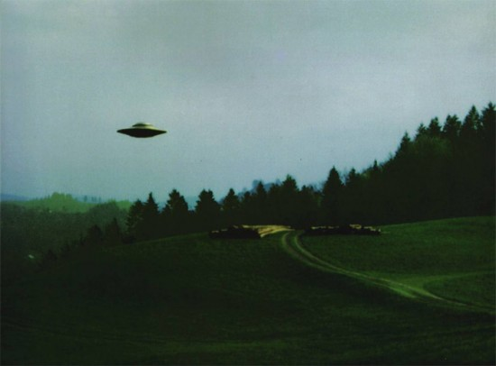 ufo featured 550x406 10 of the Most Fascinating UFO Sightings in USA