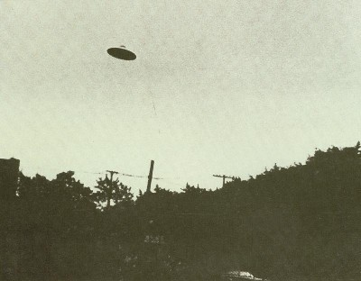 ufo4 10 of the Most Fascinating UFO Sightings in USA