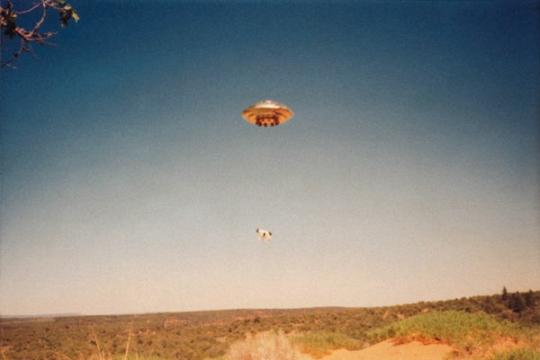 10 of the Most Fascinating UFO Sightings in USA