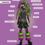 Cybergoth