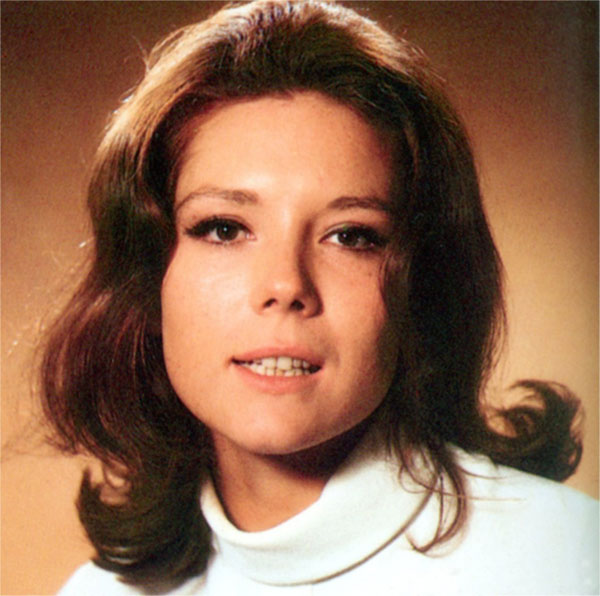 Diana Rigg - Wallpaper