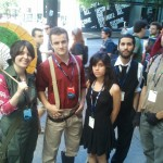 """Hey Ash Whatcha Playin"" Firefly cosplay"