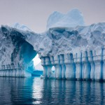 Iceberg Pleneau Bay, Antarctica