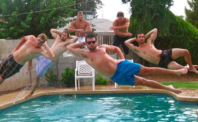 Leisure Diving 10 Ridiculous Trends That Have Swept The Nation