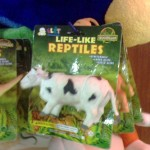 Life-like reptiles...