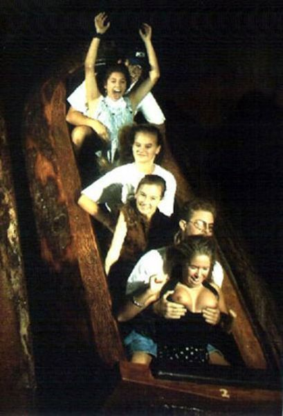 People From Roller Coasters ThumbPress 21 Winners and Losers from Roller Coasters (62 Pics)