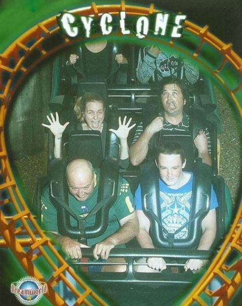People From Roller Coasters ThumbPress 31 Winners and Losers from Roller Coasters (62 Pics)