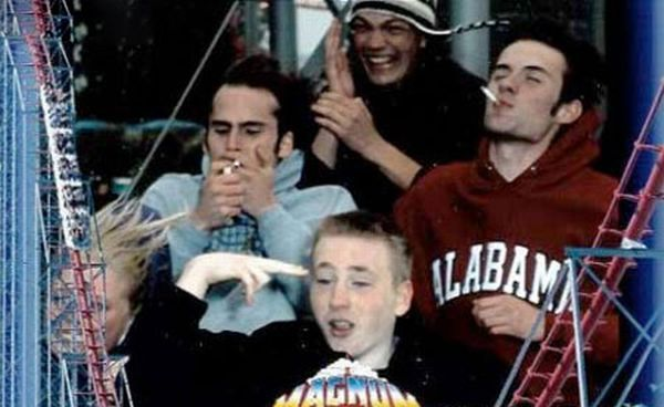 People From Roller Coasters ThumbPress 47 Winners and Losers from Roller Coasters (62 Pics)