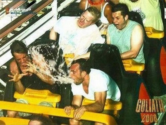 People From Roller Coasters ThumbPress 62 630x473 Winners and Losers from Roller Coasters (62 Pics)