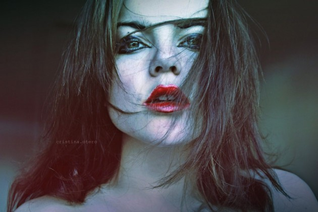 Photographs by Cristina Otero 19 630x421 The Most Beautiful Scary Faces Youll See (Hi Res Photos)