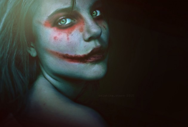 Photographs by Cristina Otero 21 630x425 The Most Beautiful Scary Faces Youll See (Hi Res Photos)