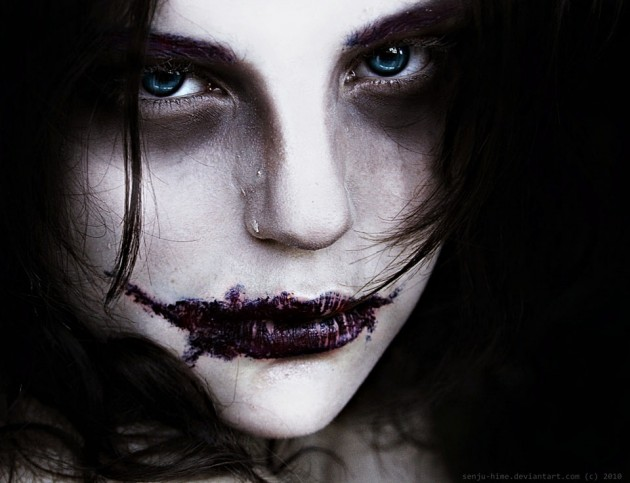 Photographs by Cristina Otero 29 630x483 The Most Beautiful Scary Faces Youll See (Hi Res Photos)