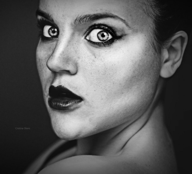 Photographs by Cristina Otero 36 630x574 The Most Beautiful Scary Faces Youll See (Hi Res Photos)