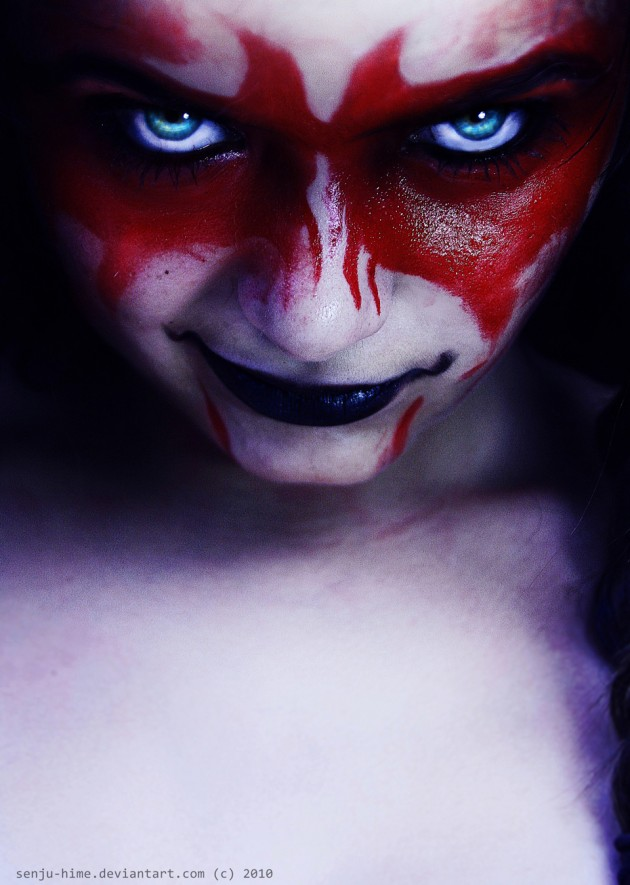 Photographs by Cristina Otero 44 630x885 The Most Beautiful Scary Faces Youll See (Hi Res Photos)