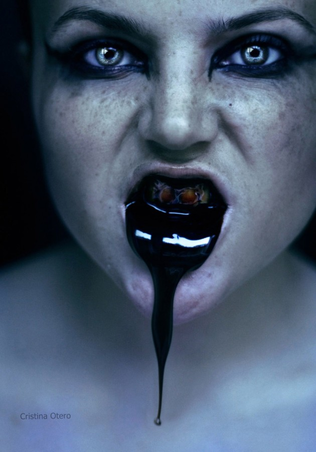 Photographs by Cristina Otero 45 630x902 The Most Beautiful Scary Faces Youll See (Hi Res Photos)