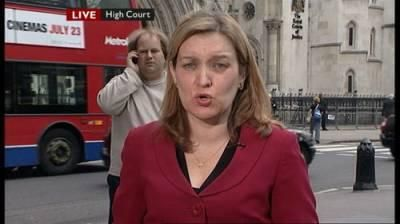 Professional Photobomber 02 Paul Yarrow: The Most Viewed Background Man on Television