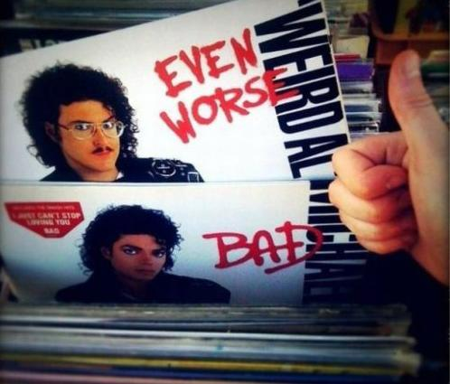 Record store doing it right.