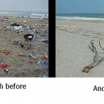 The devastating effects of Hurricane Irene