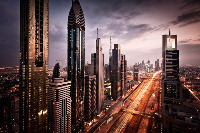 25 Awesome Pictures Of Skylines From Around The World