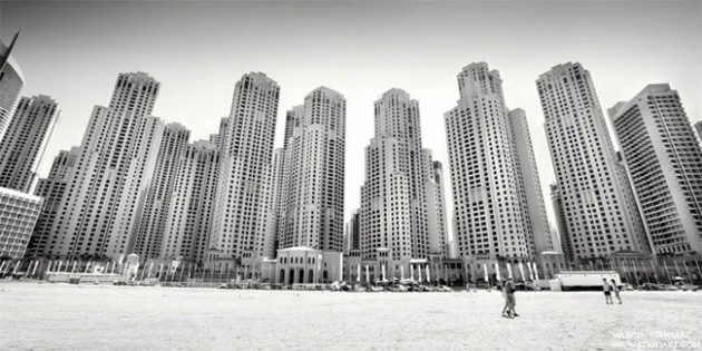 dubai uae skyline 630x315 25 Awesome Pictures Of Skylines From Around The World