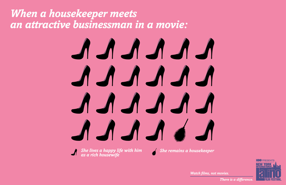 films when a latin housekeeper meets an attractive businessman 11 Hilarious Clichés, Graphs and Charts that Makes Fun of Predictable Movies