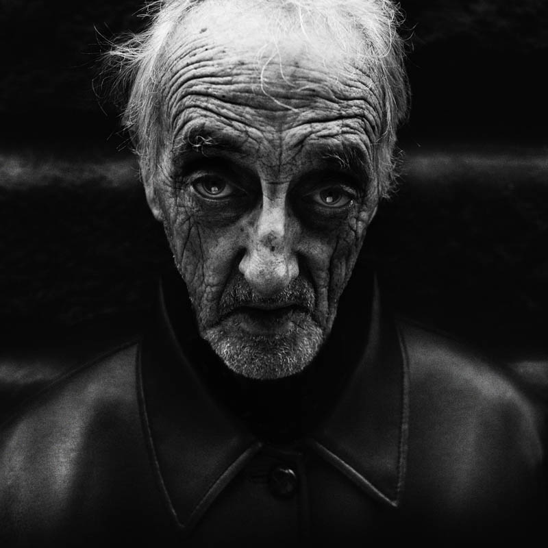 homeless black and white portraits lee jeffries 25 25 Incredibly Detailed Black And White Portraits of the Homeless by Lee Jeffries