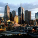 melbourne-australia-skyline-aerial
