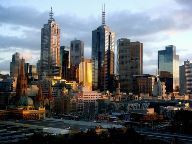 melbourne australia skyline aerial 630x472 25 Awesome Pictures Of Skylines From Around The World