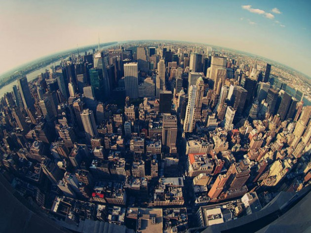 new york city skyline 630x472 25 Awesome Pictures Of Skylines From Around The World