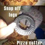 Brilliant Pizza Cutter