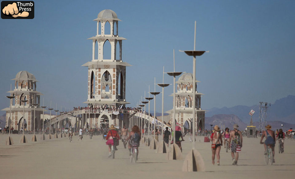 Burning Man 2011 40 Burning Man 2011: Photos from the 25th Desert Festival