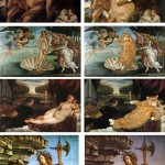 Famous paintings improved