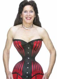 extreme corset2 The 10 Most Weird Body Deformation Practices