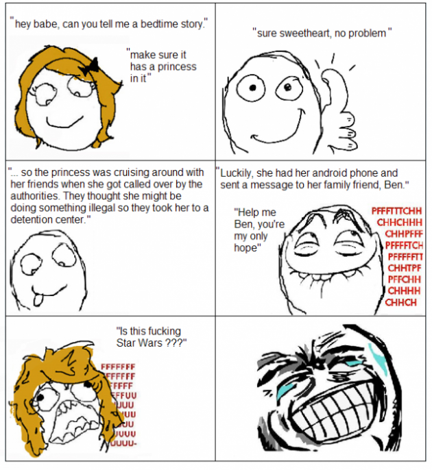 33 Absolutely Hilarious Girlfriend Rage Comics Of All Time